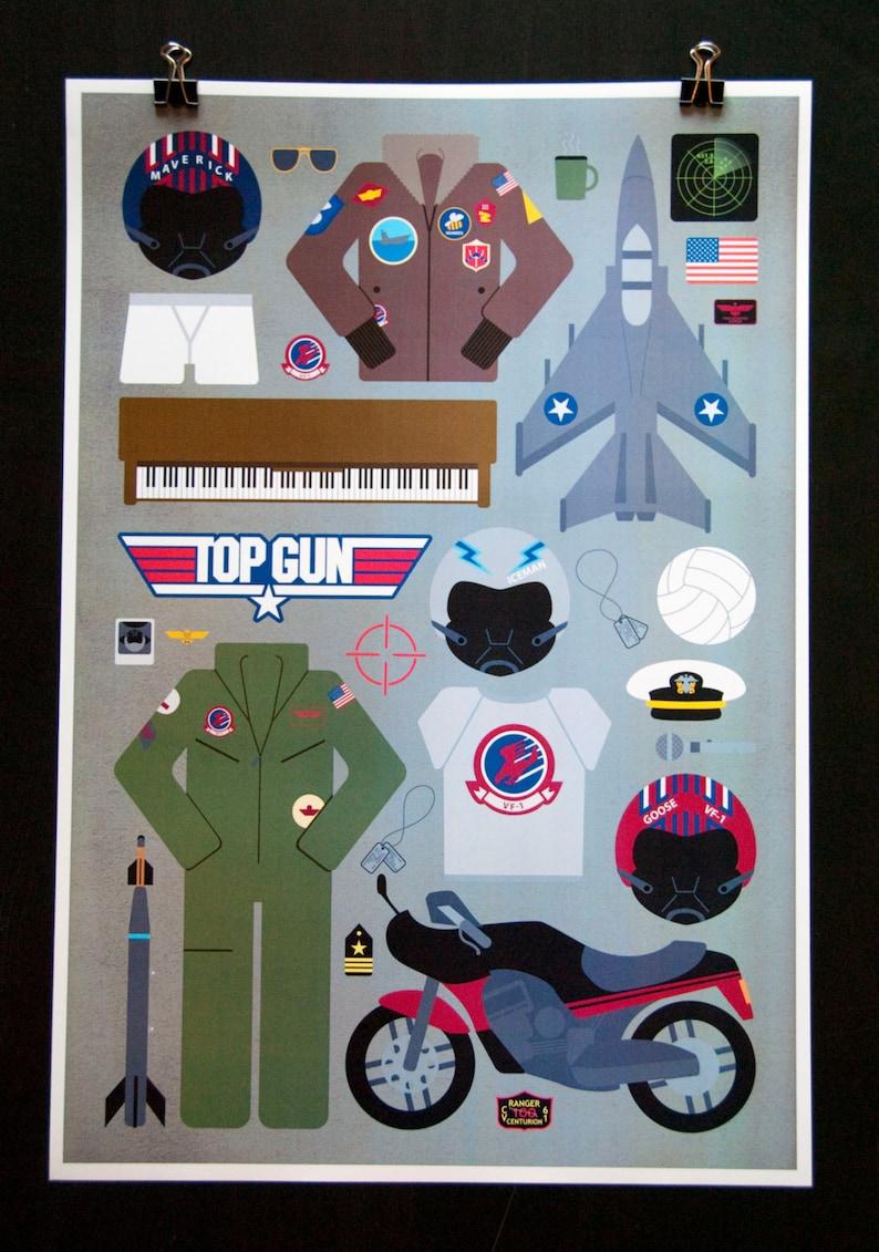 Top Gun  Movie Parts Poster image 0
