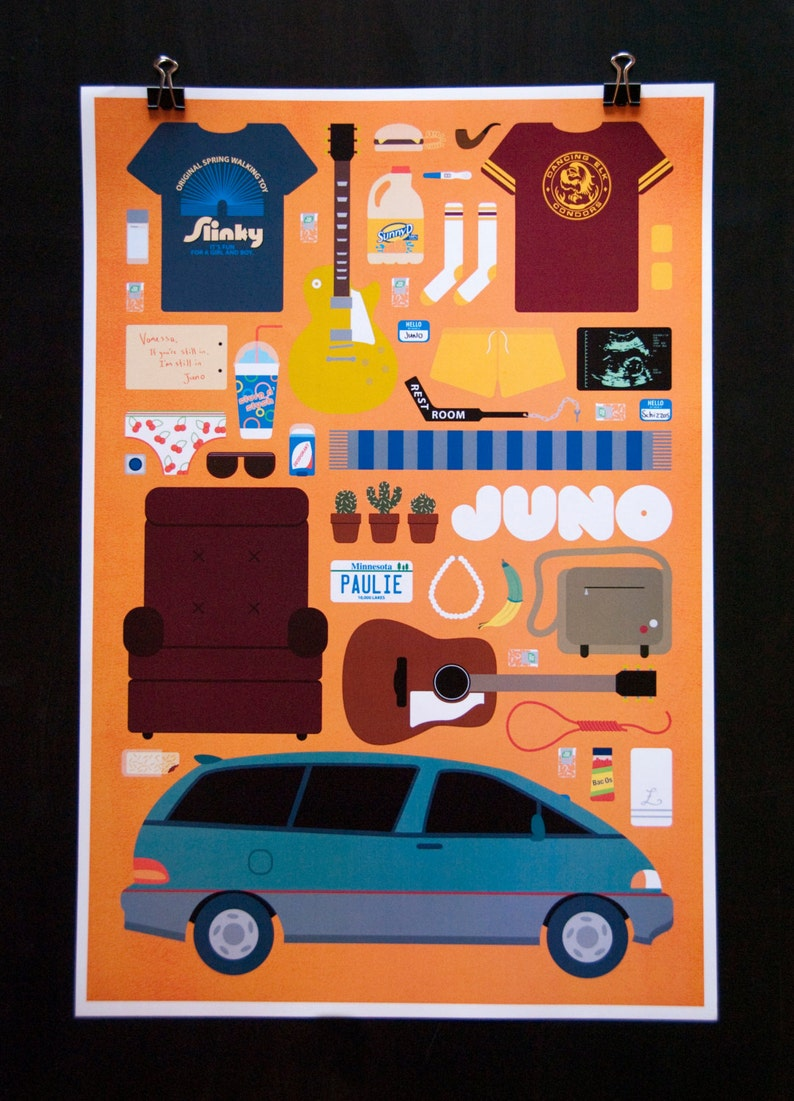 Juno  Movie Parts Poster image 0