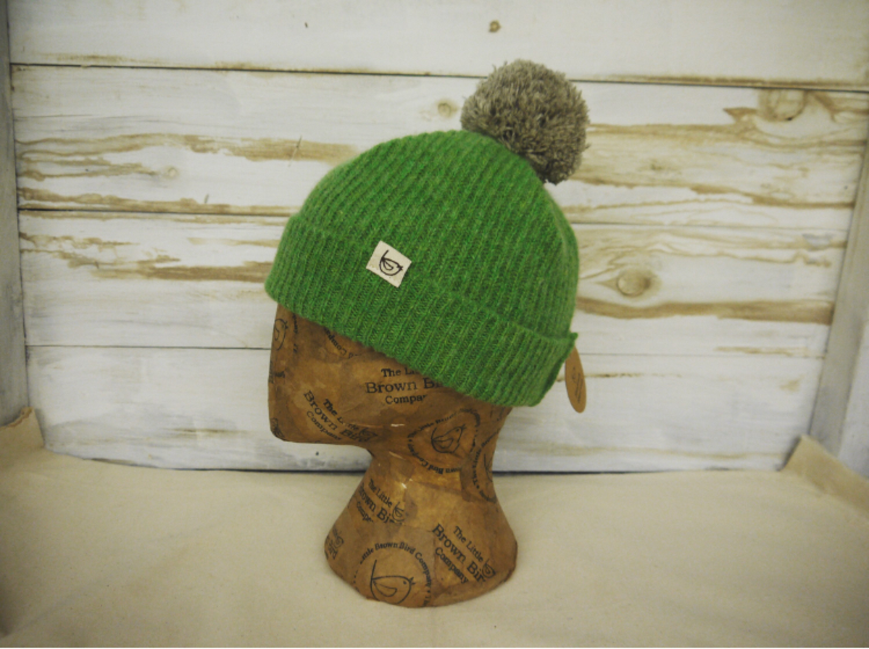 621059b4637 Mint green brown bird lambs wool herdwick bobble hat choose etsy jpg  3000x2240 Lambs wool hats