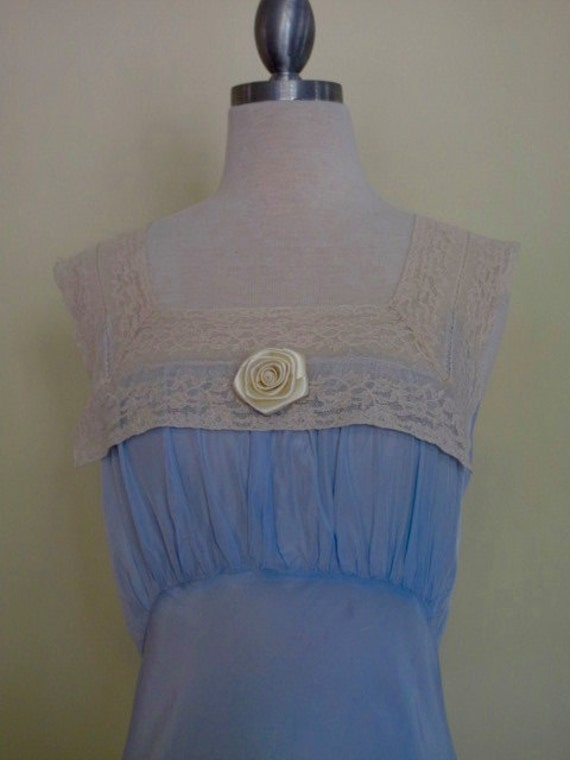 1940's vintage nightgown