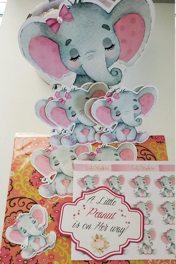 Elephant Baby Shower Girl Baby Pink Sleeping Baby Shower Etsy,Modern Victorian Era Furniture