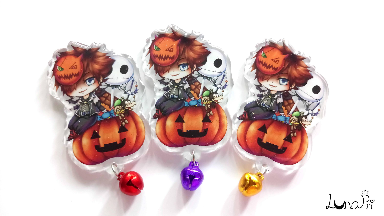 LIMITIERTE Auflage Halloween KH Sora Pin   Etsy