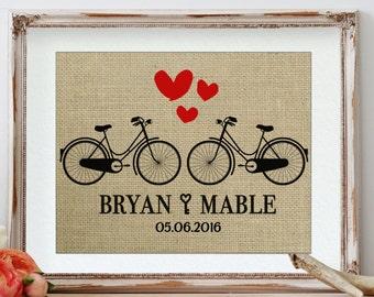Vintage Wedding Decor, Bicycle for Two Gift, Tandem Bicycle, Tandem Bike Wedding Decor, Tandem Bike Gift, Bike Couple, Vintage Bikes