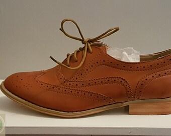 8feb3f3570cddd Ladies Brogue shoes