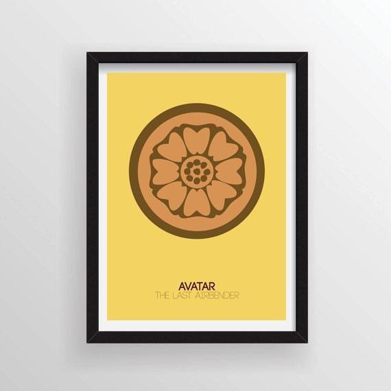 Avatar 3 2021: Weißer Lotus Aus Avatar: Das Letzte Airbender Minimal