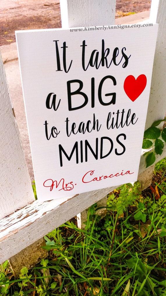 Lehrer Geschenk für Lehrer Lehrer Geschenke personalisierte | Etsy