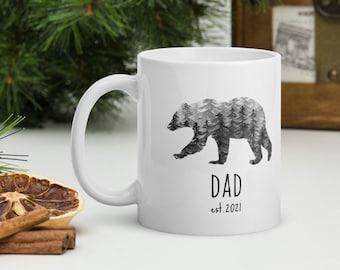 Dad Mug, Dad Coffee Mug for Dad, fathers day gift, Christmas gift, for dad, for husband