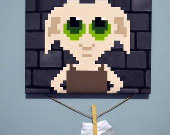 Dobby Pixel Art Etsy