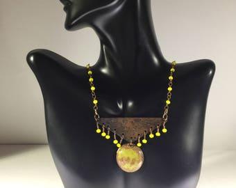 Bright Hearts Necklace