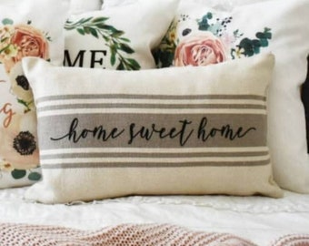 Every Day Decor Pillows