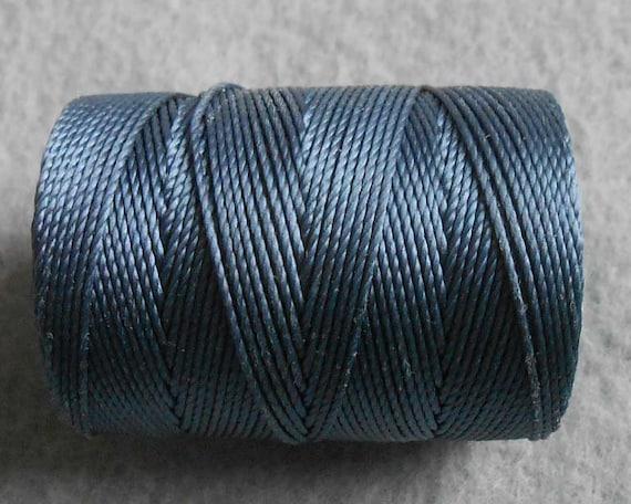 Teal C-Lon 0.5mm Beading Cord