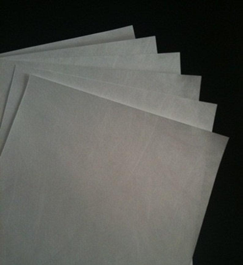 DuPont Tyvek A4 pack of 20 sheets  43gsm 55gsm 75gsm & image 0