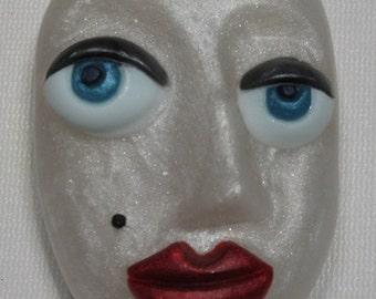 Marilyn Monroe face soap