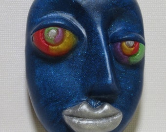 Lucy in the Sky with Diamonds face soap (night sky)