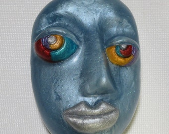 Lucy in the Sky with Diamonds face soap (daytime sky)