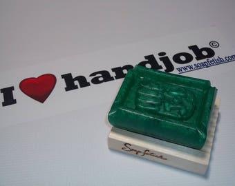 YouCanLikeThis, eucalyptus-scented handjob soap