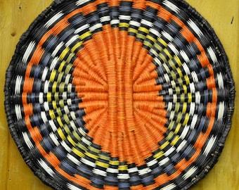 Hand Woven Hopi Wicker Basket -Small