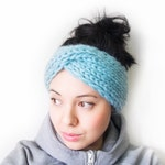 Cable Twist Headband