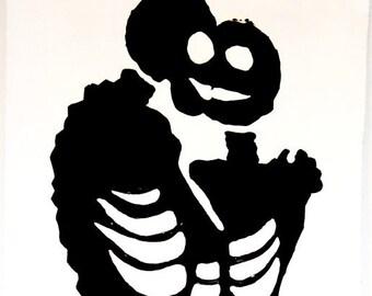 """Watchmen """"Atomic Skeletons""""."""