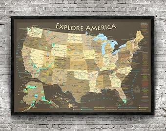 map pins etsy