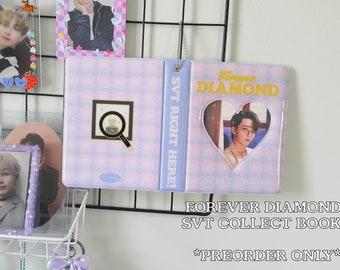 PREORDER* SVT Seventeen Forever Diamond Collect Book