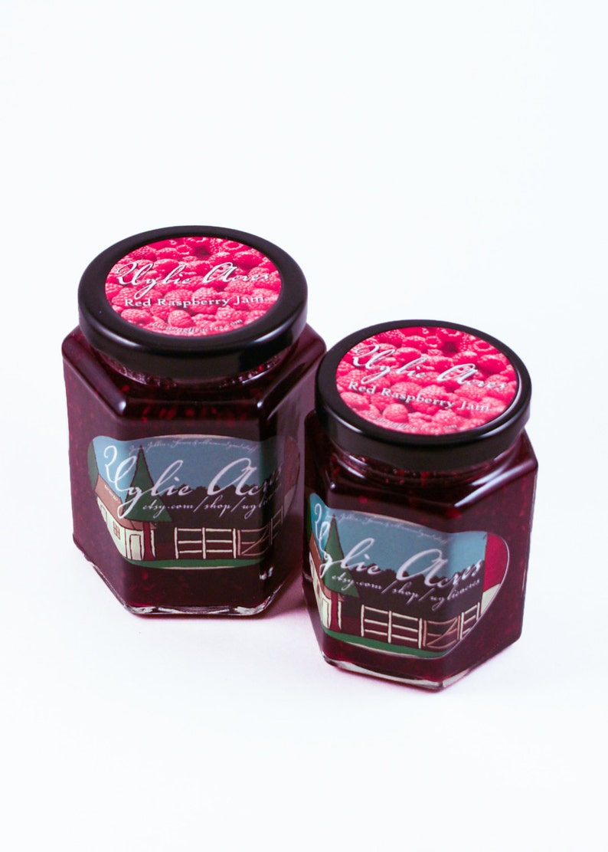 Red Raspberry Jam image 0