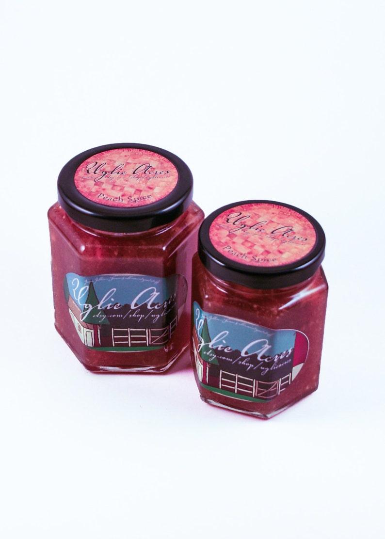 Peach Spice Jam image 0
