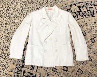 1930s kids Goodall Palm Beach double breasted blazer jacket size S?