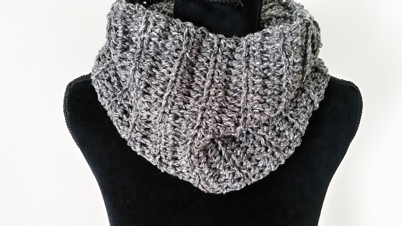 Infinity Scarf  Scottish Inspired Scarf Cowl Scarf Claire image 0