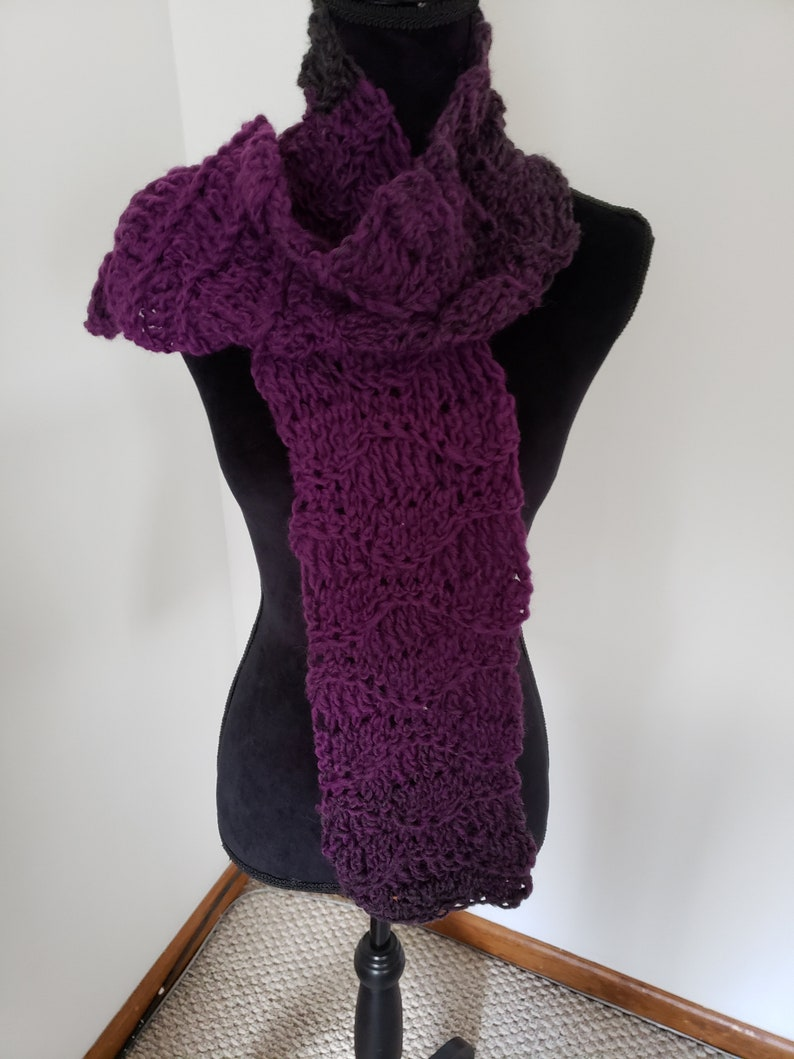 Scarf  Chunky scarf Neckwarmer Scarf Unisex Scarf image 0