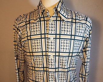 FREE  SHIPPING  Vintage Givenchy Men Shirt