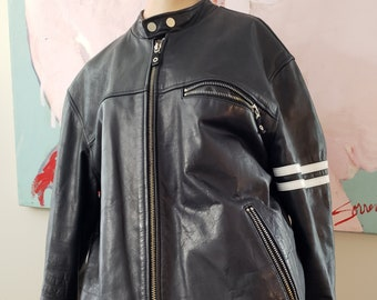 a604dba299cc Wilson leather jacket