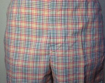 FREE  SHIPPING   1960 Men's Bermuda Shorts