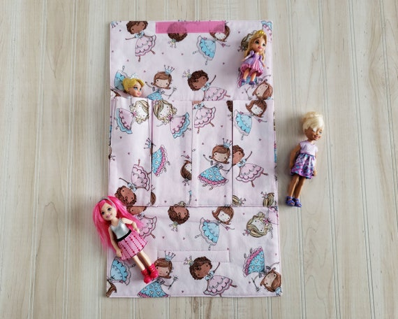 Doll Toy Carrier - Pink Princess