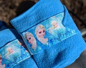 Horse polo wraps, Princess Elsa inspired, set of two