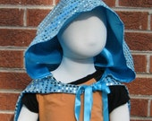 Hooded Cape, Reversible S...