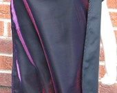 Iridescent Cape, Black Co...