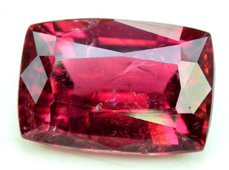 Rubelite Tourmaline Loose Gemstone from Afghanistan  10.70 image 0