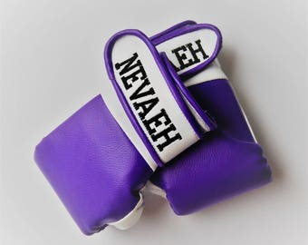 Infant boxing gloves /  Toddler Boxing Gloves/  Personalized baby boxing gloves