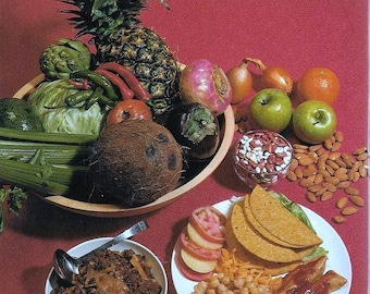 Mexican cookbook etsy 30 classic mexican menus recipe book by idella purnell stone cookbook vintage forumfinder Gallery
