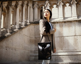 NUDE RAJA multifunctional bag for ladies waterproof shoulder bag minimalist compact handbag classic handbag convertible to tote bag