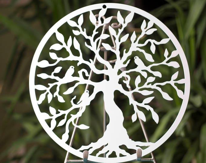 "12"" - Tree of Life - FAST SHIPPING | Wall Decor | Entry Decor | Metal Wall Art | Custom Metal Art- Gift Idea -"