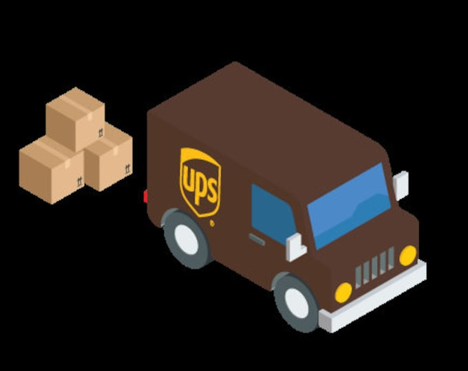 Upgrade from Free USPS shipping to UPS  - ground shipping - for faster delivery times