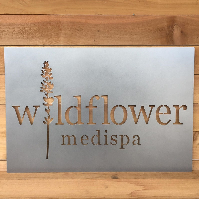 Laser Cut Metal Signs >> Large Custom Business Logo Signs Metal Laser Cut Signs Business Signs Outdoor Metal Signs Custom Commercial Sign Steel Sign