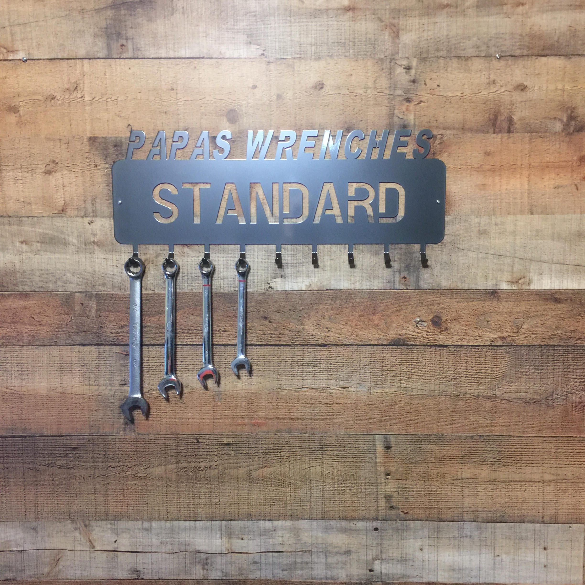 dad s grandpa s personalized garage sign gift for dad gift for man