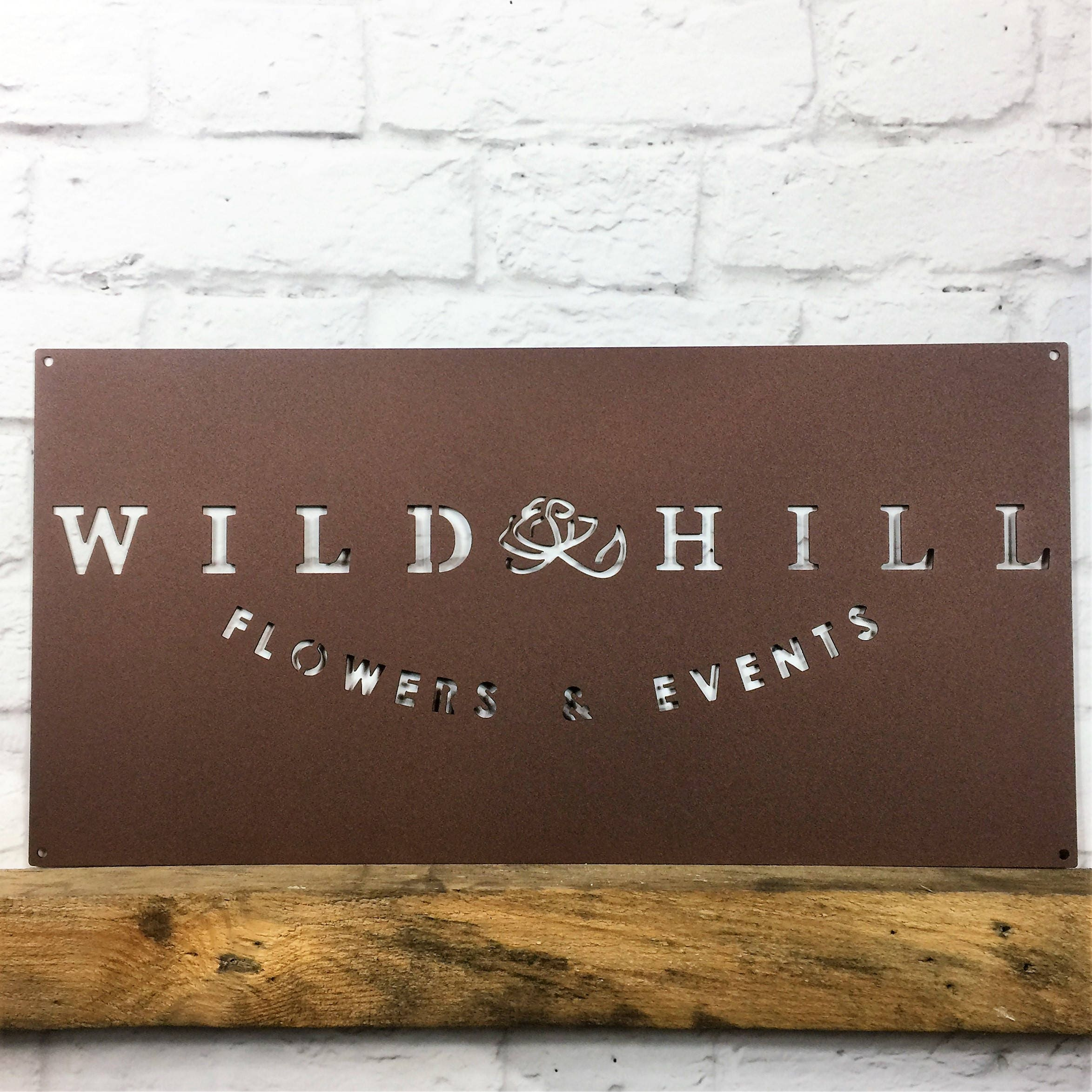 Laser Cut Metal Signs >> Business Logo Sign Custom Metal Business Sign Metal Logo Sign Custom Metal Signs And Logo Laser Cut Sign