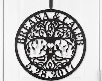 Love Lock Tree, Love Birds Love lock , Unity ceremony, copyright © HouseSensationsArt