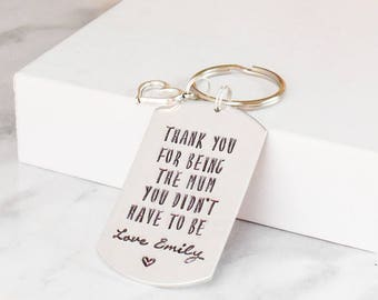 Ideal Present//Gift Any Women Mother Someone Special Maltese Mummy Keyring