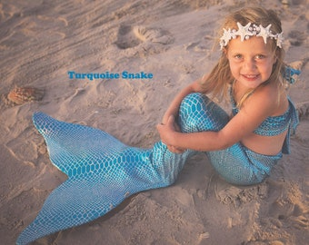 8fd32fdbb5a91 12 colors Mermaid Tail Monofin Included for swimming. Girls and Adults  Swimmable Mermaid Swim Tail Outfits
