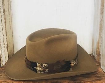 39e9142a5d2a1 Pioneer style hat